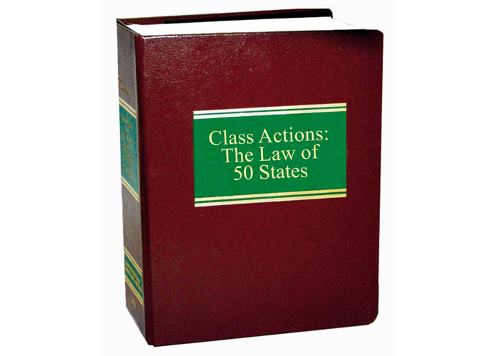Class Actions: The Law of 50 States