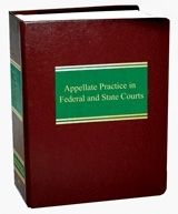 Appellate Practice in Federal and State Courts