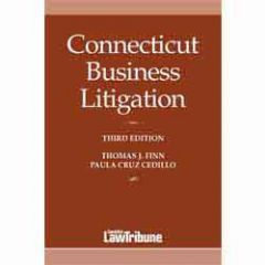 Connecticut Business Litigation