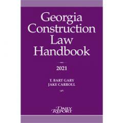 Georgia Construction Law Handbook
