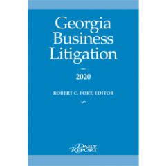 Georgia Business Litigation