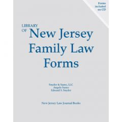 Library of New Jersey Family Law Forms