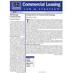 Commercial Leasing Law & Strategy