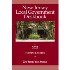 New Jersey Local Government Deskbook