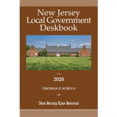 New Jersey Local Government Deskbook