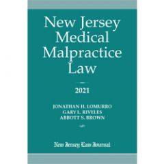 New Jersey Medical Malpractice Law