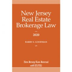 New Jersey Real Estate Brokerage Law