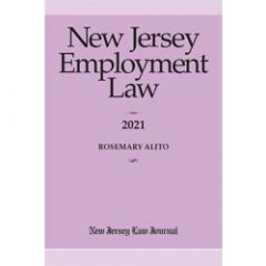 New Jersey Employment Law