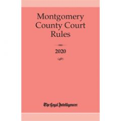 Montgomery County Court Rules