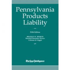 Pennsylvania Products Liability