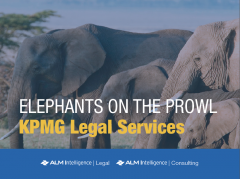 Elephants on the Prowl: KPMG Legal Services
