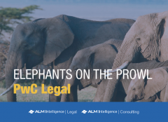 Elephants on the Prowl: PwC Legal
