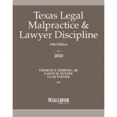 Texas Legal Malpractice & Lawyer Discipline