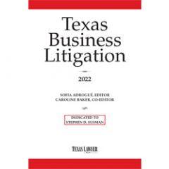Texas Business Litigation