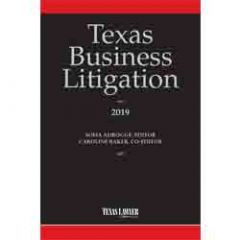 Texas Business Litigation
