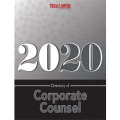 Directory of Corporate Counsel-Texas