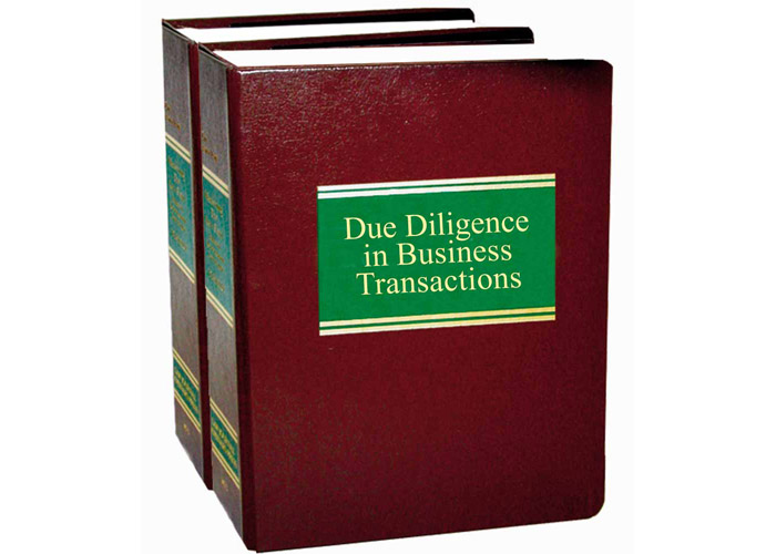 Due Diligence in Business Transactions