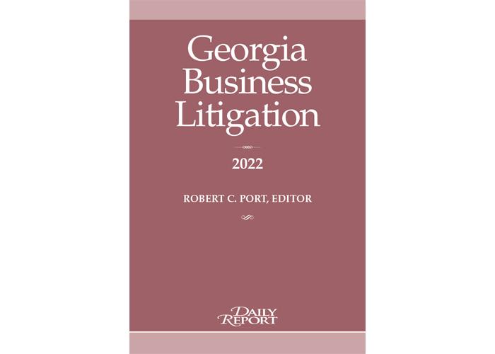 Georgia Business Litigation