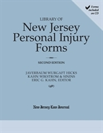 Library of New Jersey Personal Injury Forms