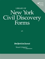 Library of New York Civil Discovery Forms