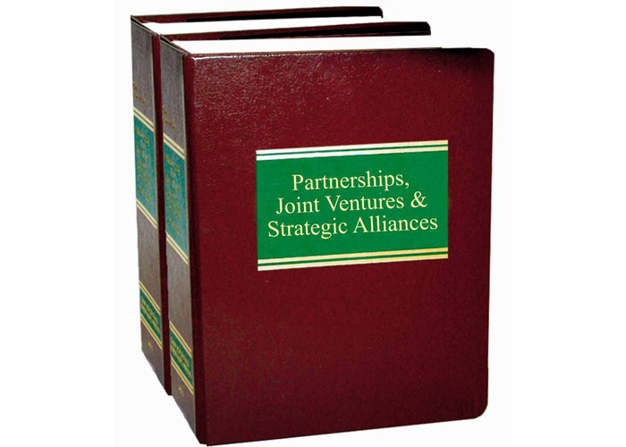 Partnerships, Joint Ventures & Strategic Alliances